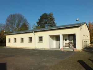 Das Vereinshaus CR A. Blumtritt